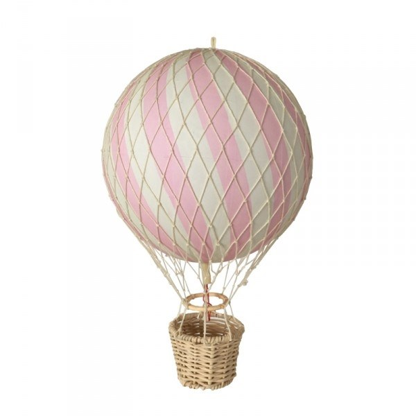N/A – Filibabba luftballon rosa - stor på parcellet