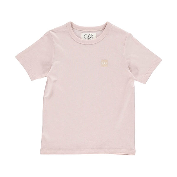 Image of   GRO Light Rose Basic Tee