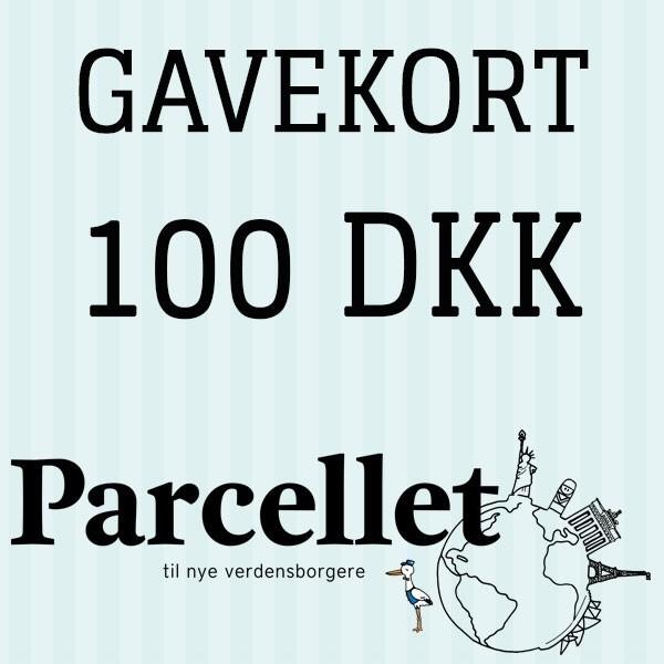 N/A – Gavekort på 100 dkk på parcellet