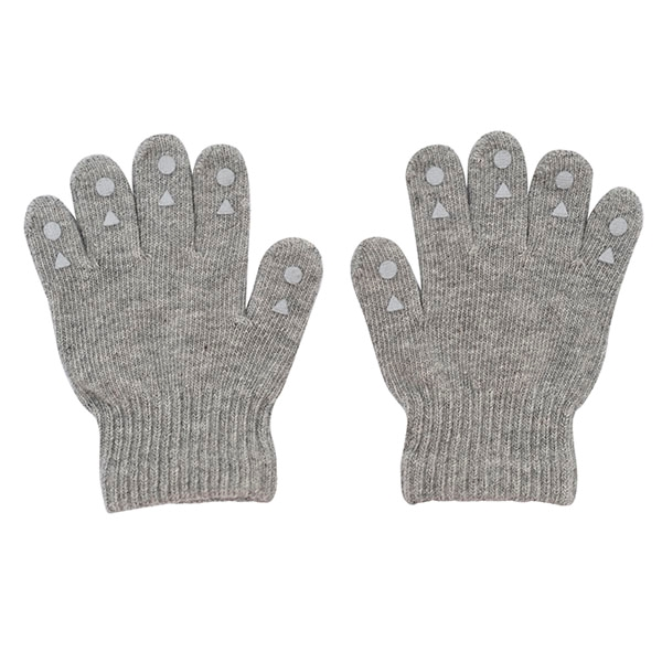 Image of   GoBabyGo Non-Slip Handsker - Light Grey