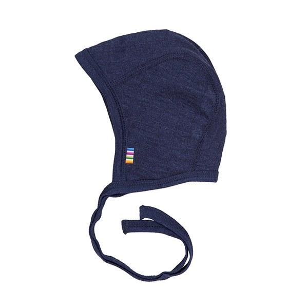 N/A – Joha babykyse i uld/silke - navy på parcellet