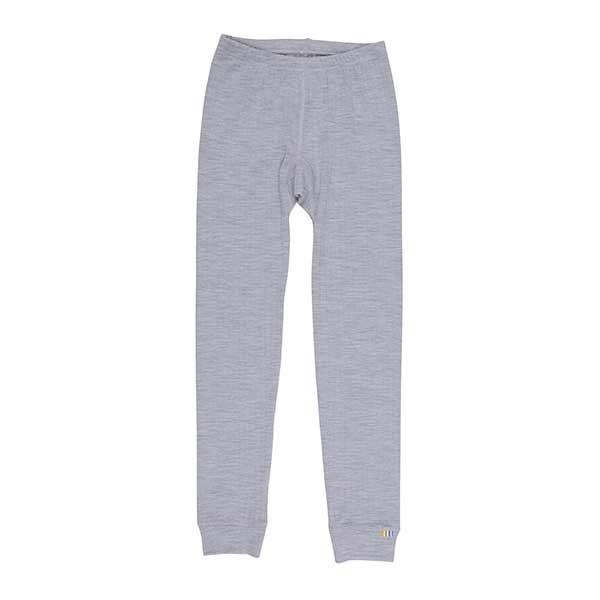 N/A – Joha leggings i uld - gråmelange fra parcellet