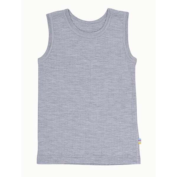 N/A – Joha undertrøje i uld - gråmelange på parcellet