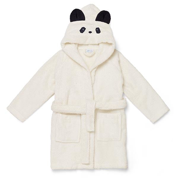 Image of   Liewood Badekåbe Panda - Creme