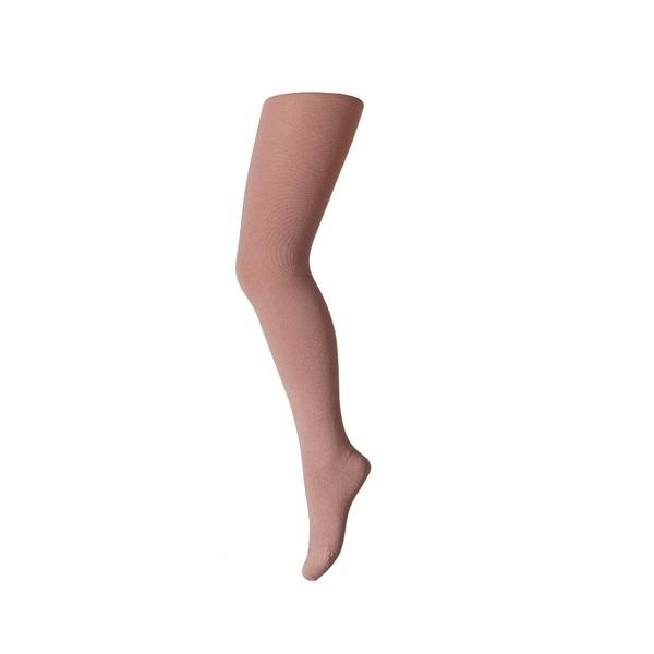 N/A – Strømpebukser plain i støvet rosa fra mp fra parcellet