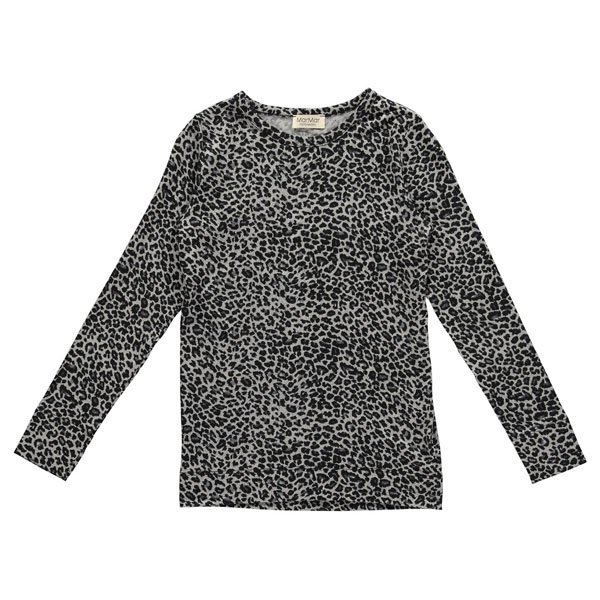 Image of   MarMar Leo Bluse - Grey
