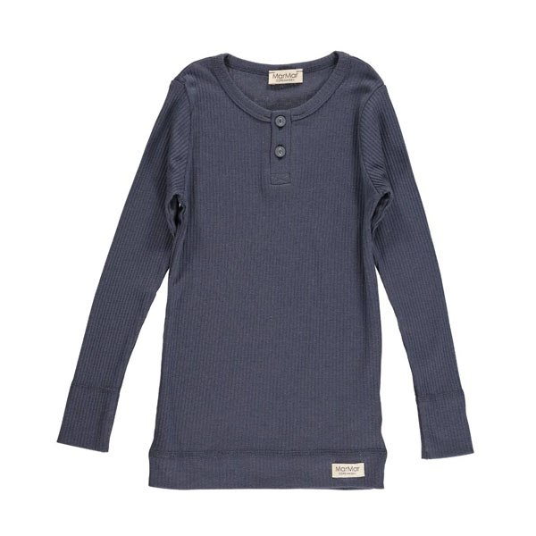Billede af MarMar Modal Bluse - Blå