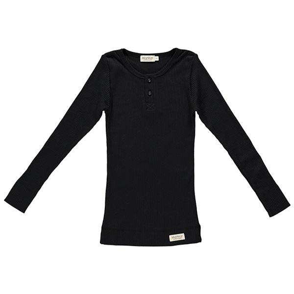 N/A – Marmar modal bluse - sort fra parcellet