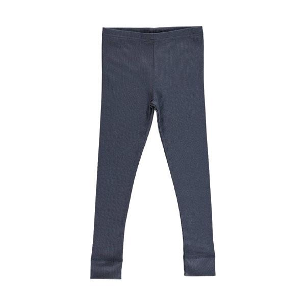 N/A Marmar modal leggings - blå på parcellet