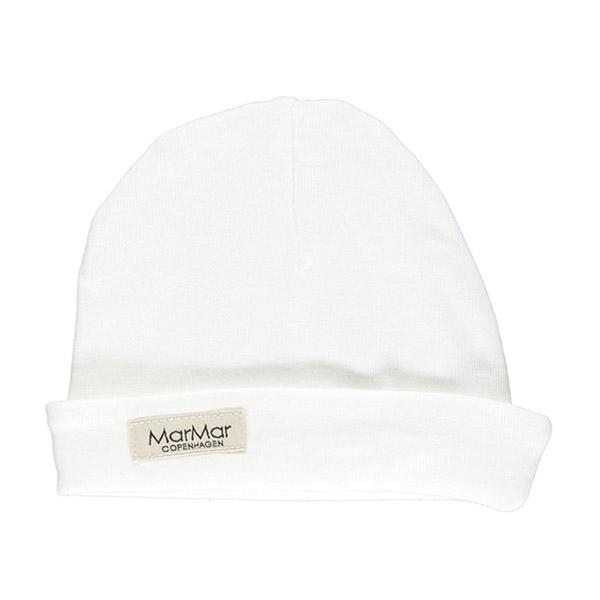 Image of   MarMar Newborn Hat - Hvid