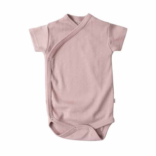 Image of   Minimalisma Malmö Wrap Body - Dusty Rose