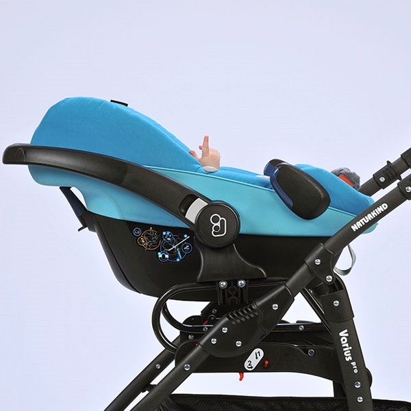 Image of   Maxi-Cosi, Cybex adapter - Naturkind