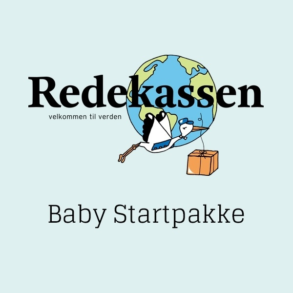 Redekassen - baby startpakke