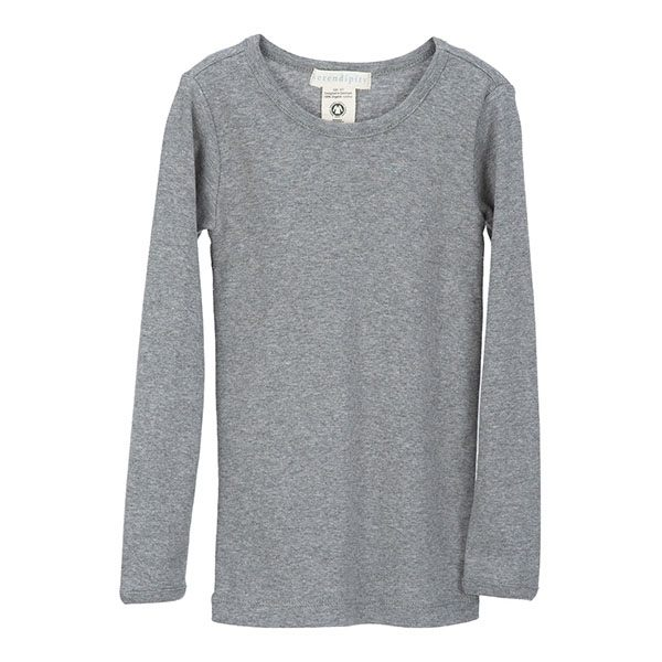 Image of   Serendipity Slim Tee Grey