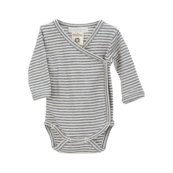 Image of   Serendipity Newborn Body Grey/Ecru