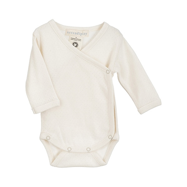 Image of   Serendipity Newborn Pointelle Body