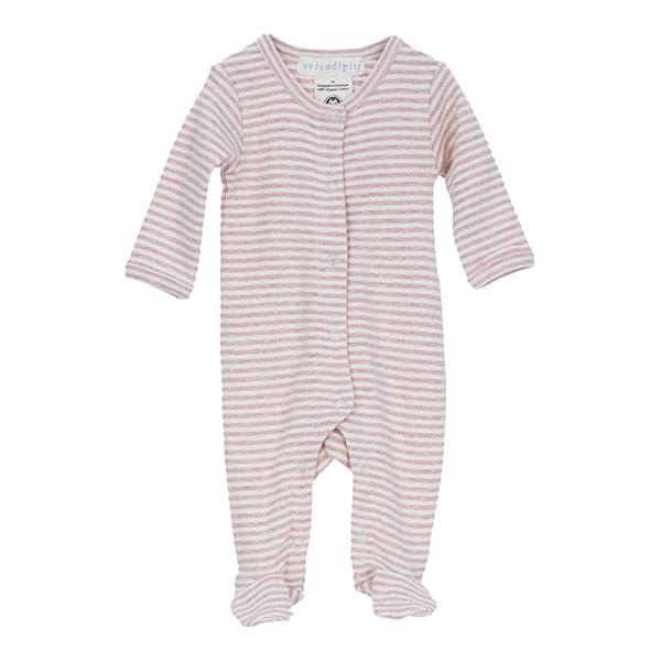 Image of   Serendipity Newborn Suit Powder/Ecru