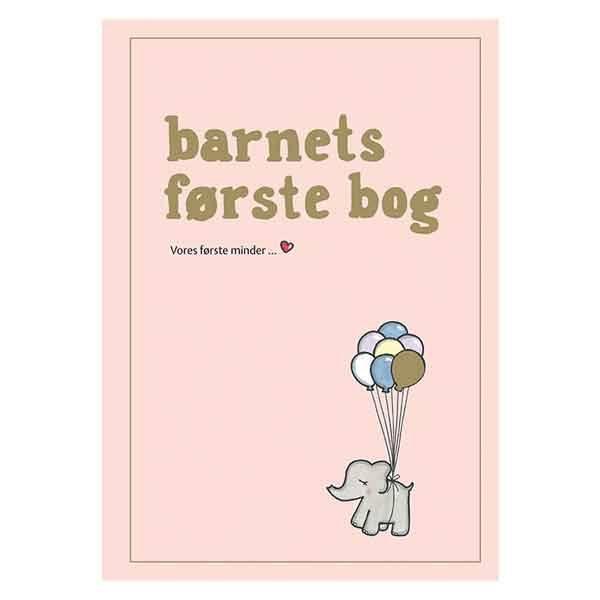 Image of   Barnets Første Bog - Rosa