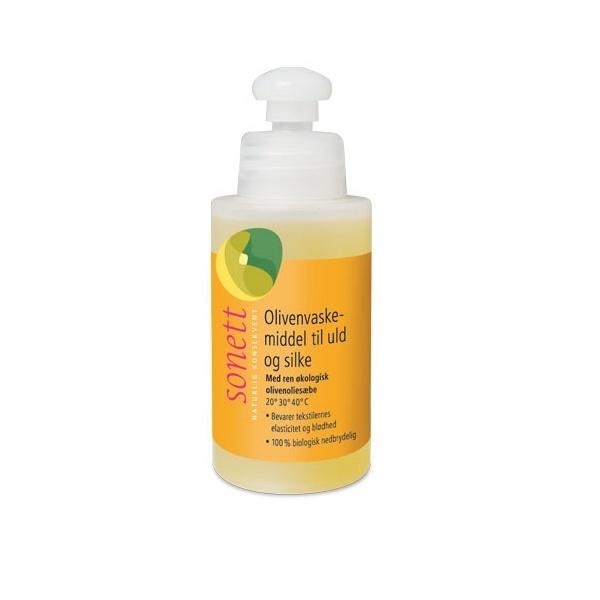 Olivenvaskemiddel til uld/silke 120ml fra N/A på parcellet