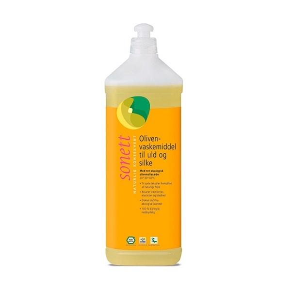 N/A – Olivenvaskemiddel til uld/silke 1l på parcellet