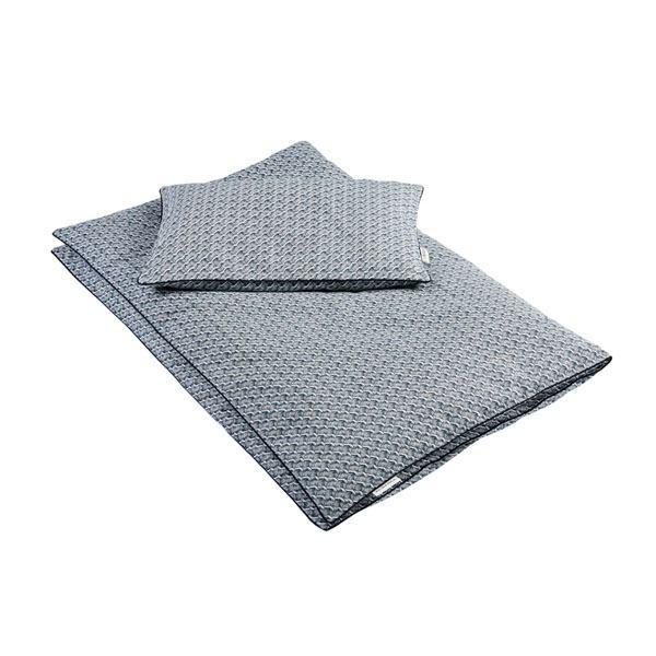 Baby sengetøj fra filibabba - ocean blue fra N/A på parcellet