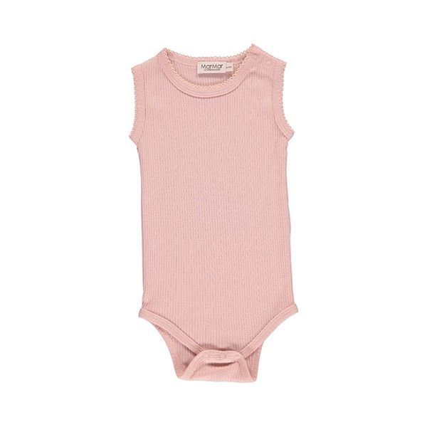 Image of   MarMar Modal Sleeveless Body - Rosa