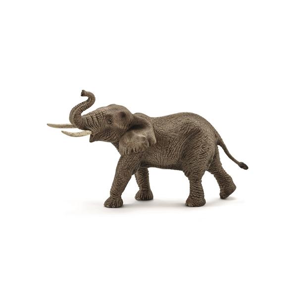 Image of   Schleich Afrikansk Elefant - Han
