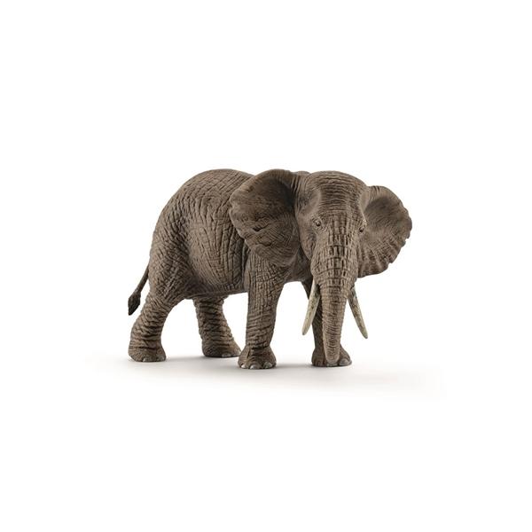 Image of   Schleich Afrikansk Elefant - Hun