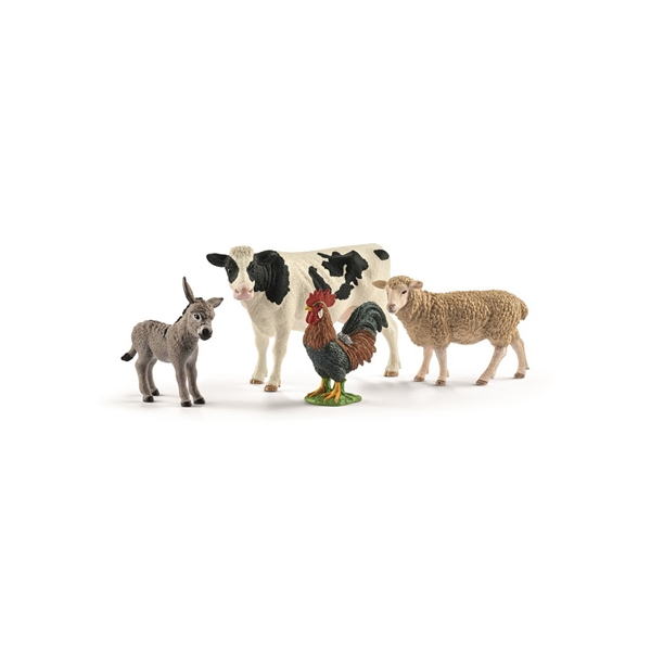Image of   Schleich Farm World Starter Set