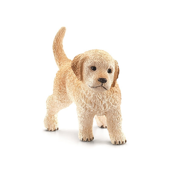 Image of   Schleich Golden Retriever - Hvalp