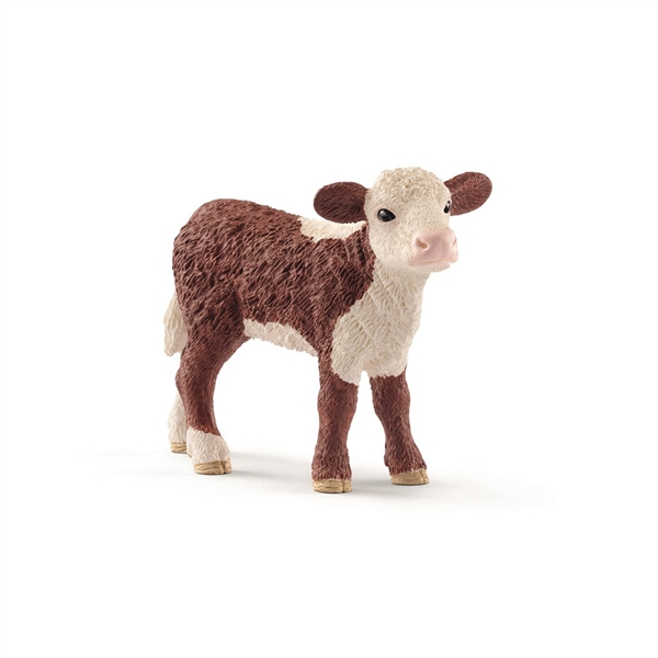 Image of   Schleich Hereford Kalv
