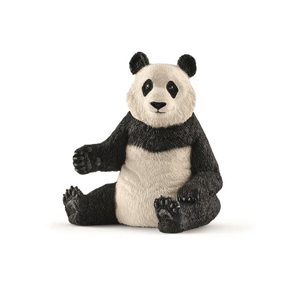 Image of   Schleich Panda - Hun