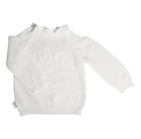 Selana Sweater Bomuld - Natur