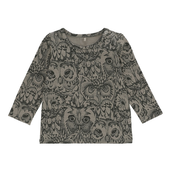 Image of   Soft Gallery Owl Bluse - Vetiver