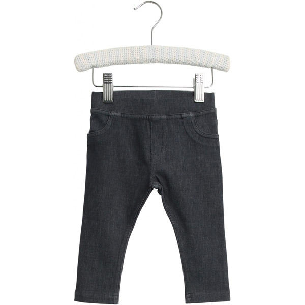 Image of   Wheat Indigo Baby Jeggings