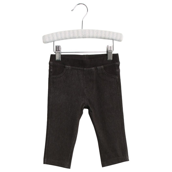 Image of   Wheat Charcoal Baby Jeggings