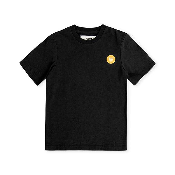 Wood Wood Ola T-shirt Black - Økologisk børnetøj - Wood Wood