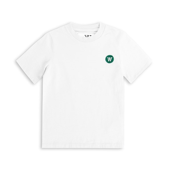 Wood Wood Ola T-shirt White - Økologisk børnetøj - Wood Wood