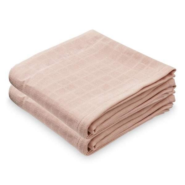 Cam Cam 2-pak Økologisk Stofble - Blossom Pink