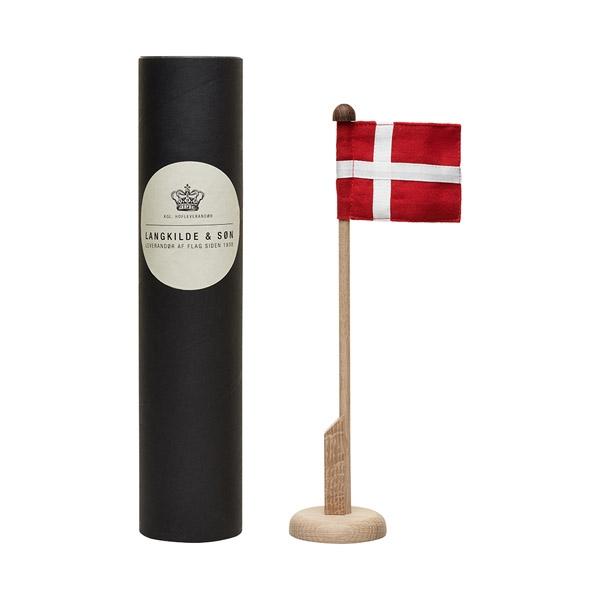 Image of   Langkilde & Søn - Bordflag Egetræ