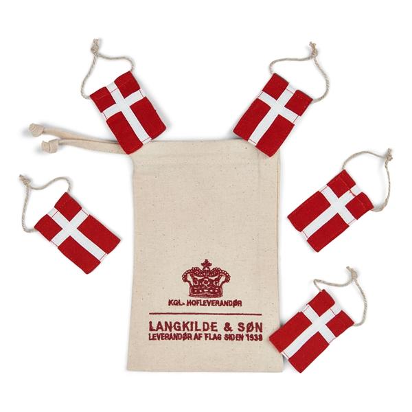 Image of   Langkilde & Søn - Pynteflag