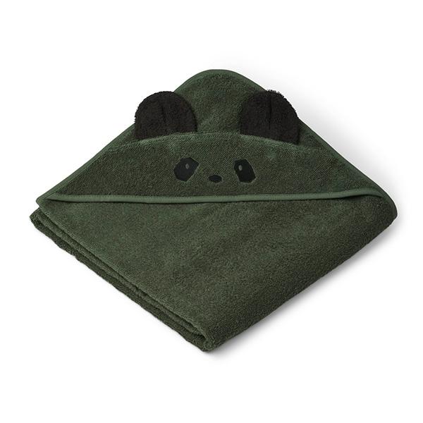 Liewood Babyhåndklæde Panda – Hunter