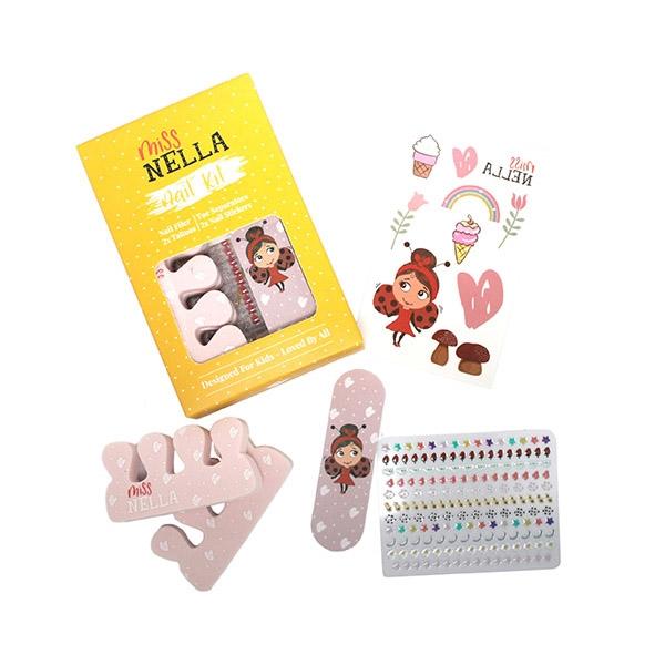 Miss Nella Neglelak - Accessories Kit