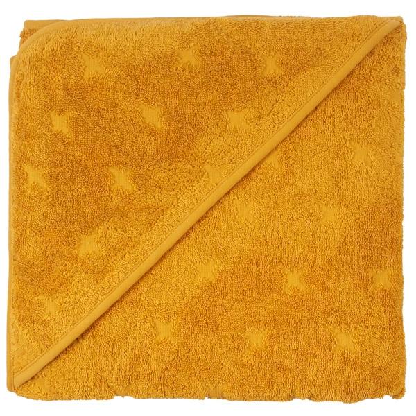 Müsli Babyhåndklæde – Mustard