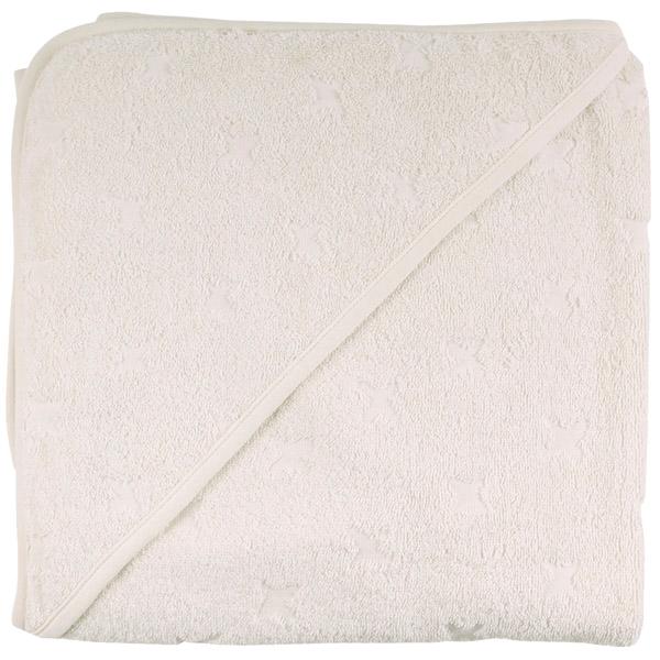 Müsli Babyhåndklæde Swaddle – Ecru