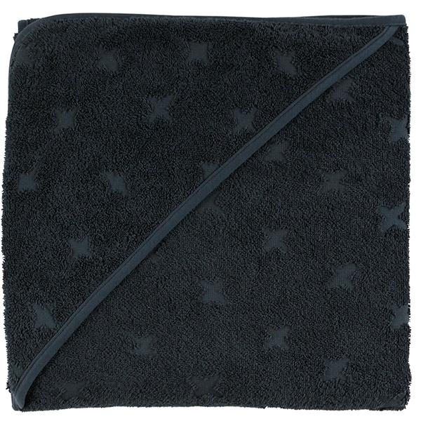 Müsli Babyhåndklæde Swaddle – Midnight
