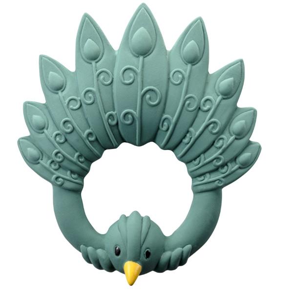 Natruba Bidering Peacock Green