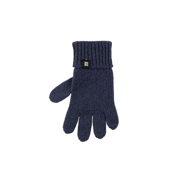 Pure Pure Handsker - Navy Blue